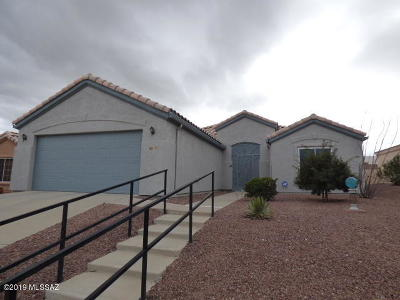 Green Valley Single Family Home For Sale: 1735 N Via Cananea