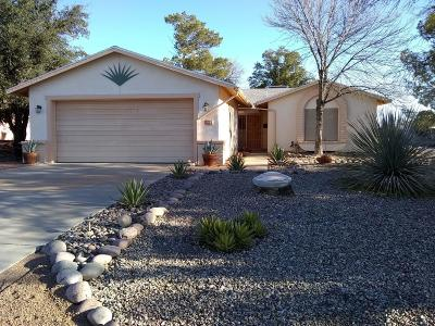 Green Valley Single Family Home For Sale: 600 W Rio-Altar