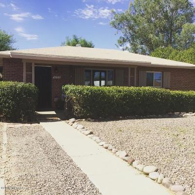 Pima County Single Family Home For Sale: 5732 E Hawthorne Street