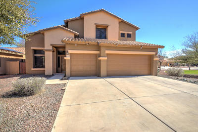 Sahuarita Single Family Home For Sale: 15229 S Avenida Rancho Verde