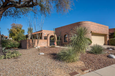 Tucson Townhouse For Sale: 8445 N Coral Ridge Loop