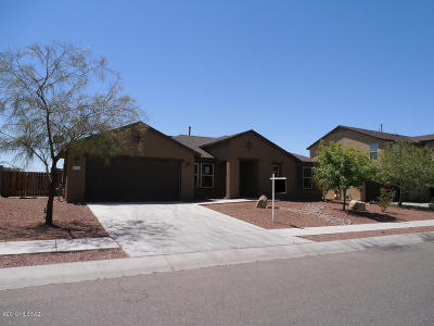 Tucson Single Family Home Active Contingent: 4925 W Calle Don Tomas