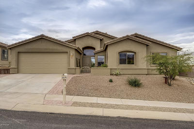 Pima County, Pinal County Single Family Home For Sale: 13862 E Via Valderrama