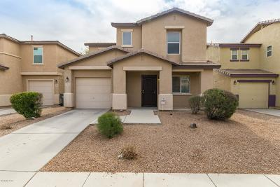 Pima County Single Family Home For Sale: 4274 E Wading Pond Drive