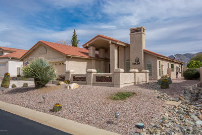 Pima County, Pinal County Single Family Home For Sale: 37471 S Desert Star Drive