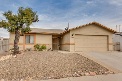 Tucson Single Family Home For Sale: 2880 W Firebrook Road