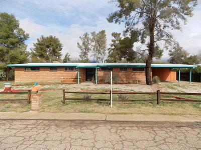 Pima County, Pinal County Single Family Home For Sale: 6919 E Mesa Grande Drive