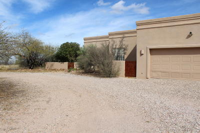 Tubac Single Family Home For Sale: 2263 Rusty Spur Road