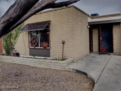 Pima County, Pinal County Single Family Home For Sale: 7011 E Vernice Street