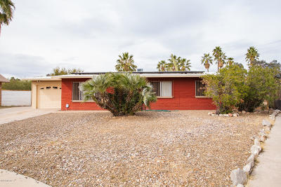 Tucson Single Family Home For Sale: 2538 W Calle Puebla