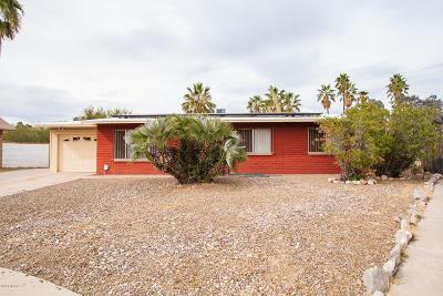 Tucson Single Family Home For Sale: 2538 W Calle Puebla