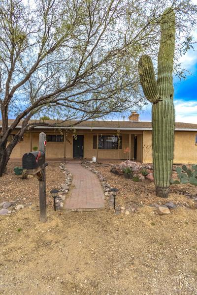 Tucson Single Family Home Active Contingent: 9025 W George Street