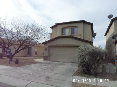 Pima County, Pinal County Single Family Home For Sale: 3604 Drexel Manor Stravenue