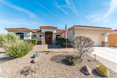 Pima County Single Family Home Active Contingent: 14252 N Biltmore Drive