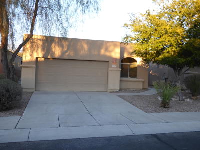 Tucson Single Family Home For Sale: 5516 N Silver Stream Way