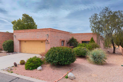 Tucson Single Family Home For Sale: 8595 N Candlewood Loop
