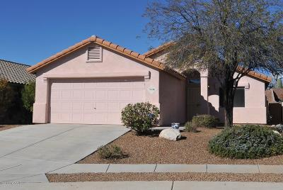 Marana Single Family Home For Sale: 5604 W Peaceful Dove Place