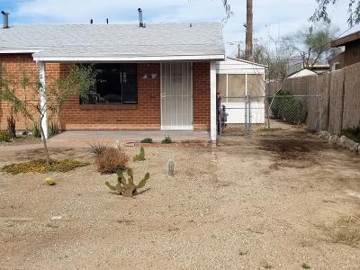 Tucson Rental For Rent: 415 E Lester Street