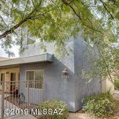 Tucson Single Family Home For Sale: 2465 N Silver Mosaic Drive