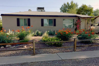 Pima County, Pinal County Single Family Home For Sale: 4637 E 14th Street