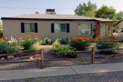 Pima County Single Family Home For Sale: 4637 E 14th Street