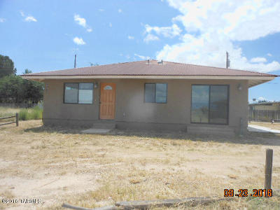 Single Family Home For Sale: 1230 W Airport Road