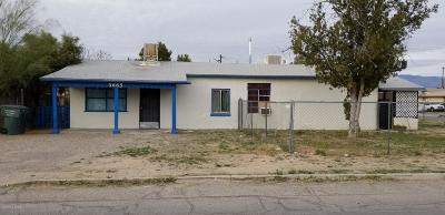 Tucson Residential Income For Sale: 5665 E 26th Street