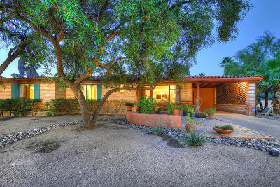 Pima County Single Family Home For Sale: 2402 E 8th Street
