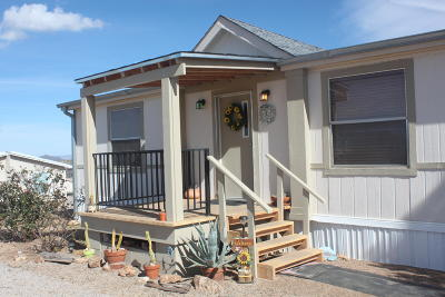 Pima County, Pinal County Manufactured Home For Sale: 3405 N Rockliffe Boulevard