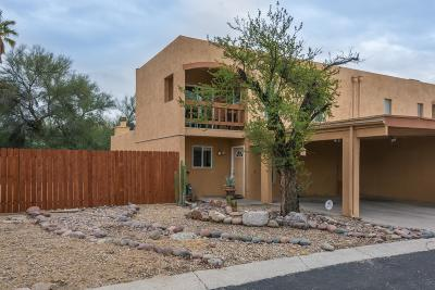 Tucson Townhouse For Sale: 4996 N Via Carina