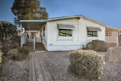 Pima County, Pinal County Manufactured Home For Sale: 3347 W Grovesnor Place