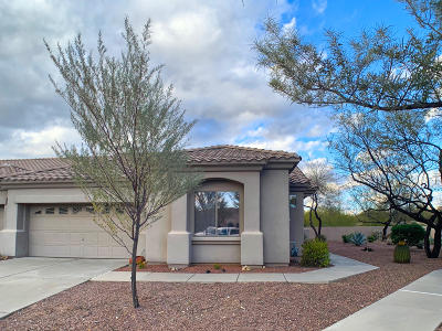 Oro Valley Townhouse For Sale: 13401 N Rancho Vistoso Boulevard #96