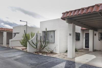 Pima County Townhouse Active Contingent: 2525 E Prince Road #76