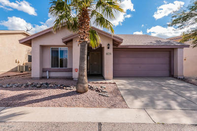 Pima County Single Family Home For Sale: 8078 N Streamside Avenue