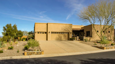 Pima County Single Family Home For Sale: 16917 S Orchid Flower Trail