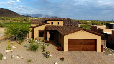 Pima County Single Family Home For Sale: 6345 W Sunlit Bridge Place
