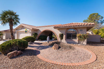 Oro Valley Townhouse For Sale: 14301 N Choctaw Drive