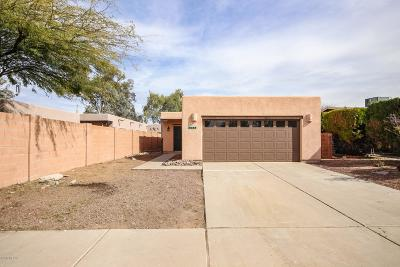 Pima County Single Family Home For Sale: 1654 N Bryant Avenue