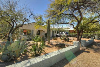 Pima County Single Family Home For Sale: 2810 E Lester Street