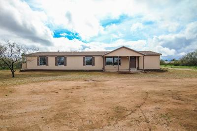 Pima County, Pinal County Manufactured Home For Sale: 16537 W Doe Road