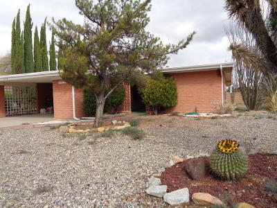 Green Valley Single Family Home For Sale: 316 W Via Bacanora