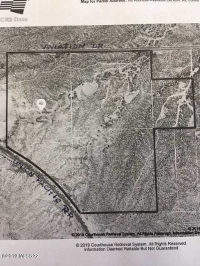 Cochise County Residential Lots & Land For Sale: Aviation Drive