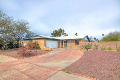 Pima County Single Family Home For Sale: 3964 W Mandarin Circle