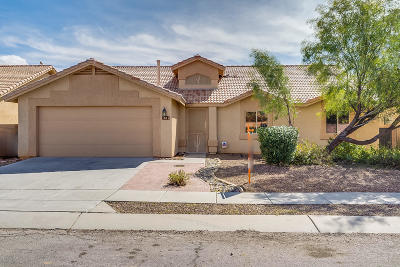 Pima County, Pinal County Single Family Home For Sale: 7617 S Freshwater Pearl Drive