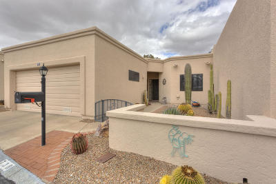 Pima County, Pinal County Townhouse For Sale: 738 W Calle De Emilia