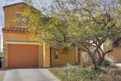 Sahuarita Single Family Home For Sale: 14334 S Camino Vallado