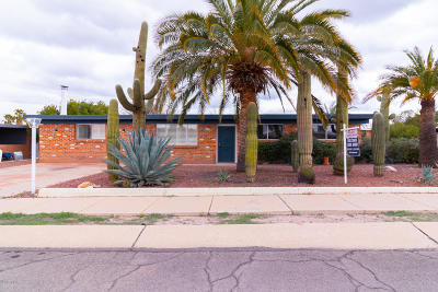Pima County, Pinal County Single Family Home For Sale: 8729 E Patterson Drive