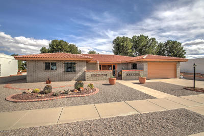 Green Valley Single Family Home For Sale: 1230 N Paseo Maravilloso