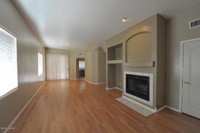 Tucson Single Family Home For Sale: 7386 E Placita De La Intriga