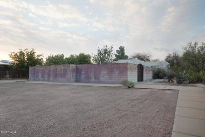 Pima County, Pinal County Single Family Home For Sale: 1410 E Adelaide Drive
